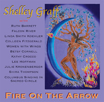 fire on the arrow cover